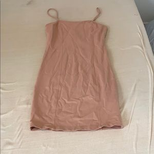 Peach Forever 21 Mini Dress L